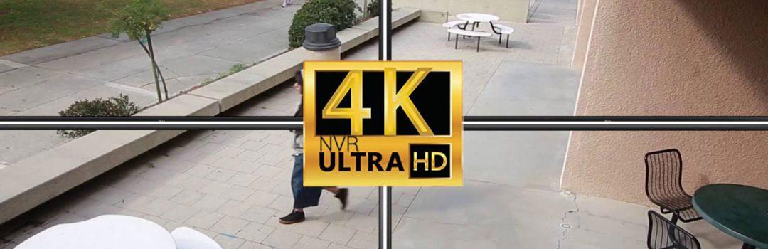 4K UltraHD Cameras