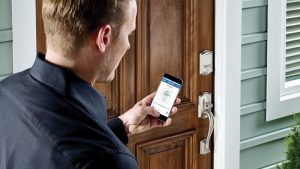 Mobile Access Lock Control
