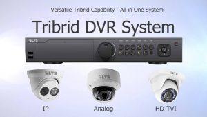 LTS Tribrid NVR System